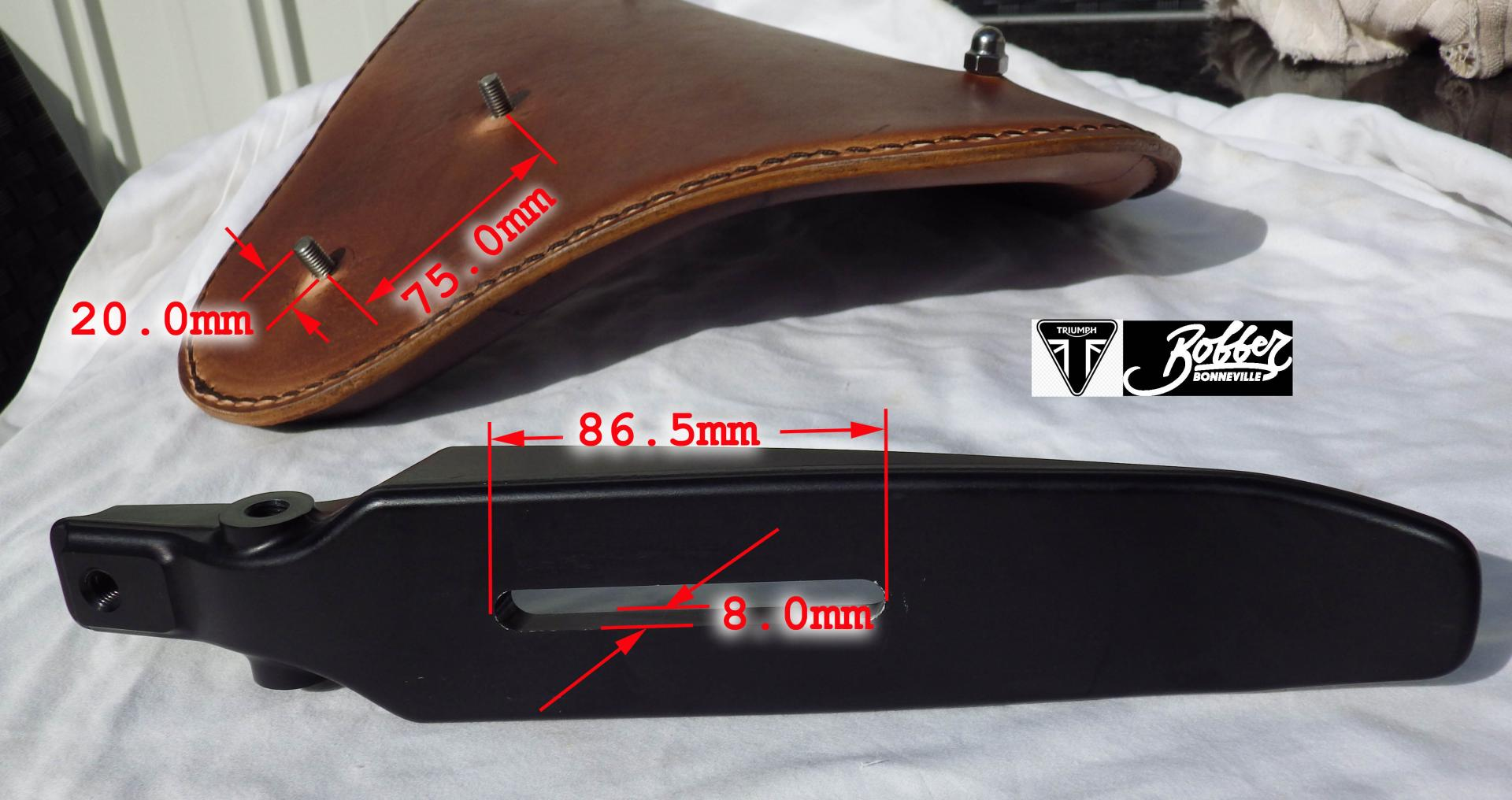 A Summary Of The Bits I Have Done So Far Triumph Bobber Forum