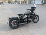 My new Bobber Black